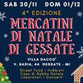 Mercatini di Natale di Gessate